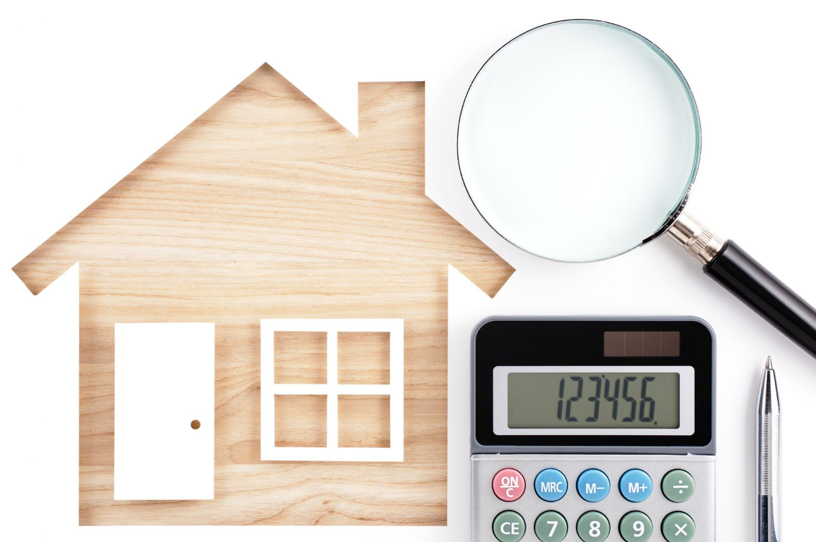 Calculators Help Figure Budget and Mortgage Payments